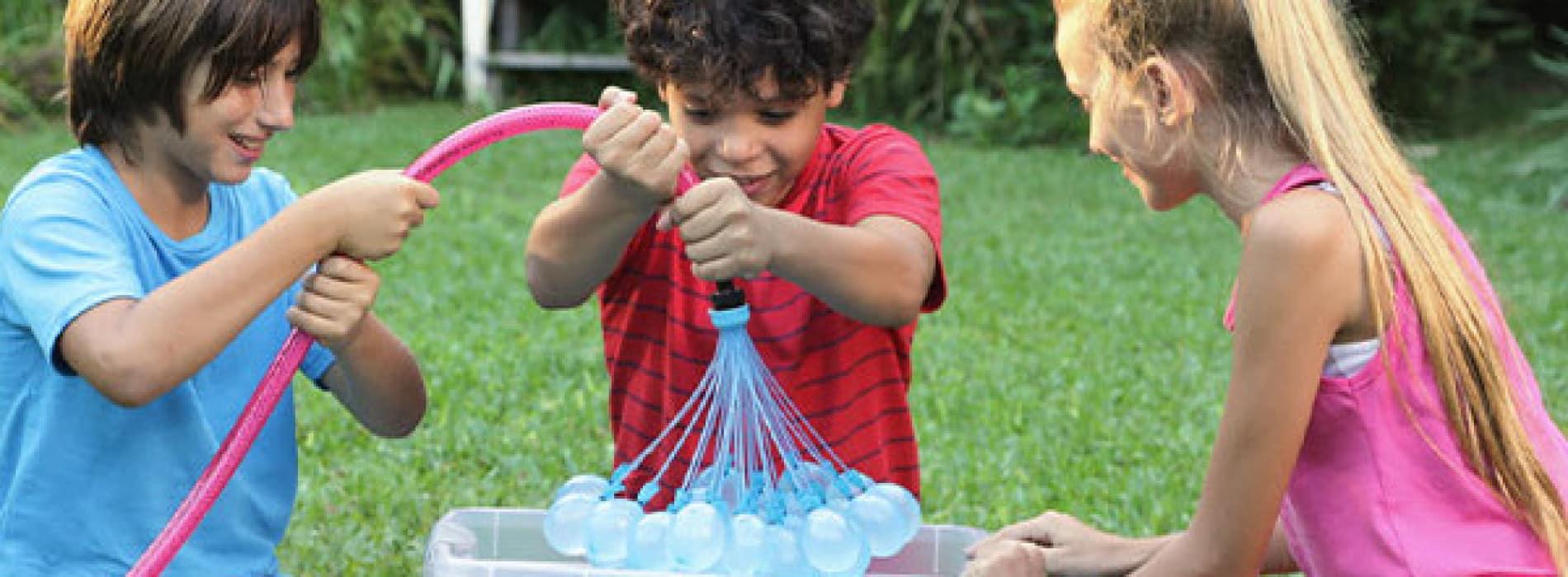 Bombes à eau : bunch o balloons